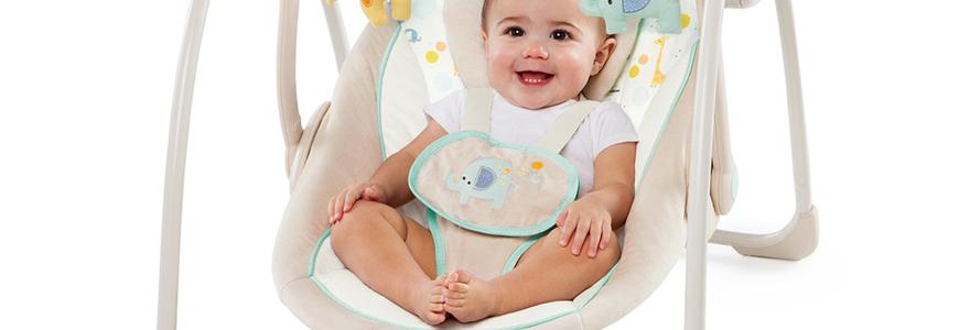 balancelle bébé chez auchan