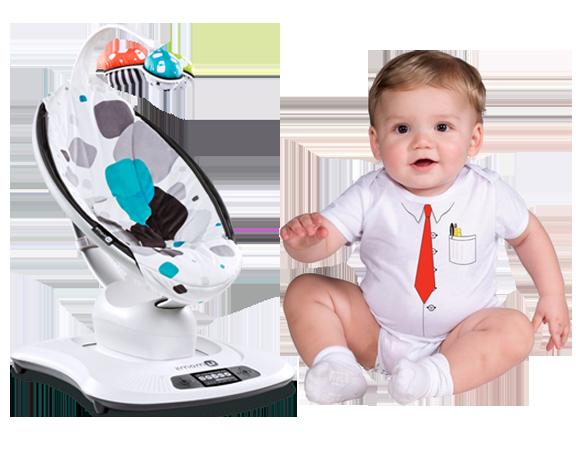 Balancelle pour bébé à quel âge